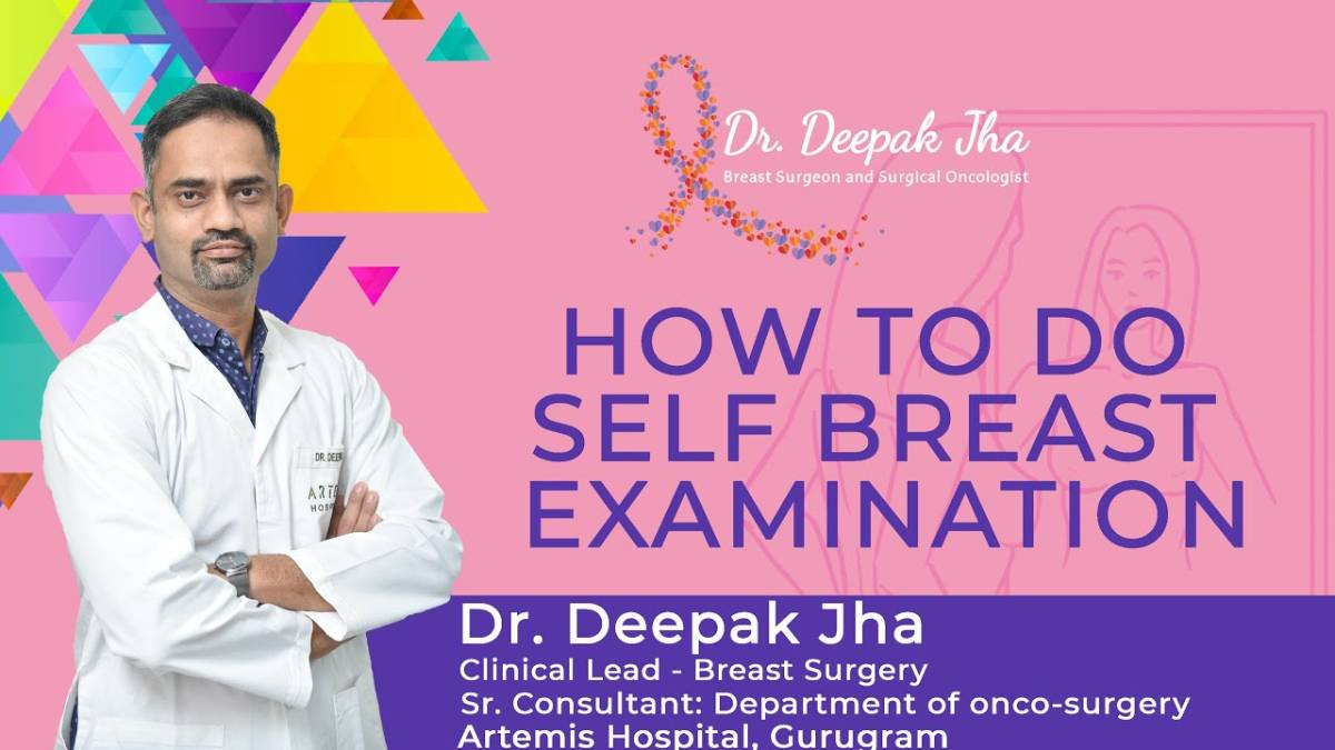 How to do Self Breast Examination for Breast Cancer | Dr. Deepak Jha