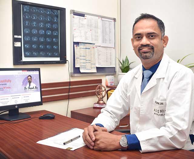 Dr Deepak Jha