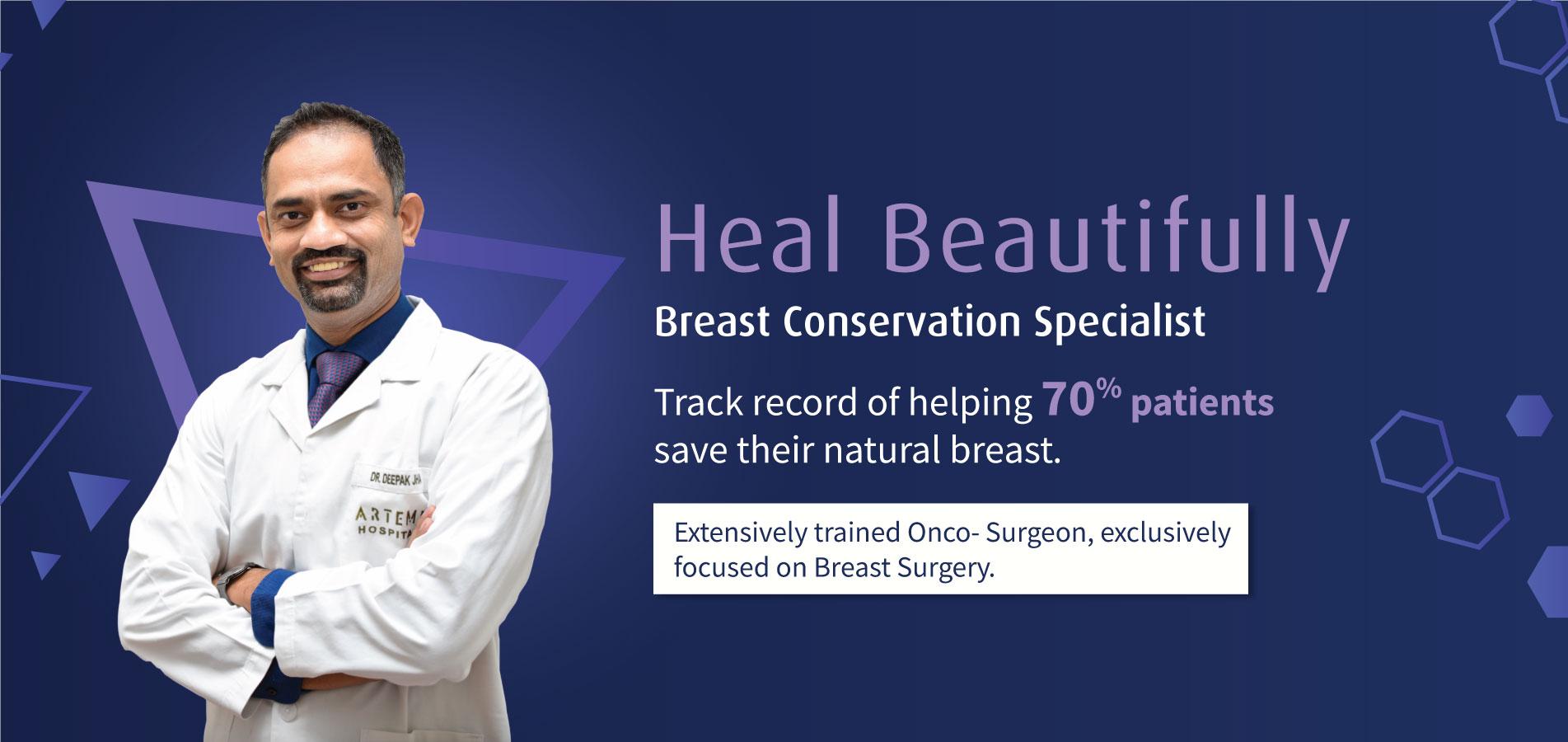 Dr. Deepak Jha - Medical Oncologist